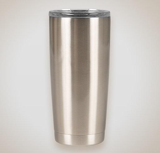 design custom printed 20 oz. stainless steel thermal