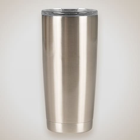 20 oz. Stainless Steel Thermal Tumbler - Stainless Steel