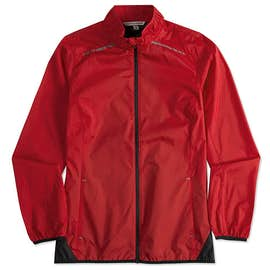 Port Authority Ladies Reflective Running Full Zip Jacket