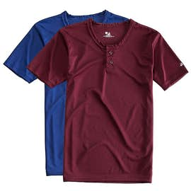 Badger B-Dry Performance Baseball Henley