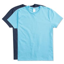 Port & Company Ladies 100% Cotton T-shirt