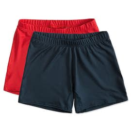 Badger Ladies Compression Volleyball Short