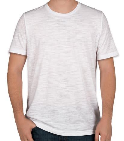 Canvas Slub T-shirt - White Slub