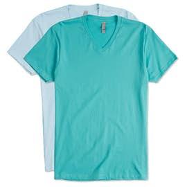 Next Level Jersey V-Neck T-shirt