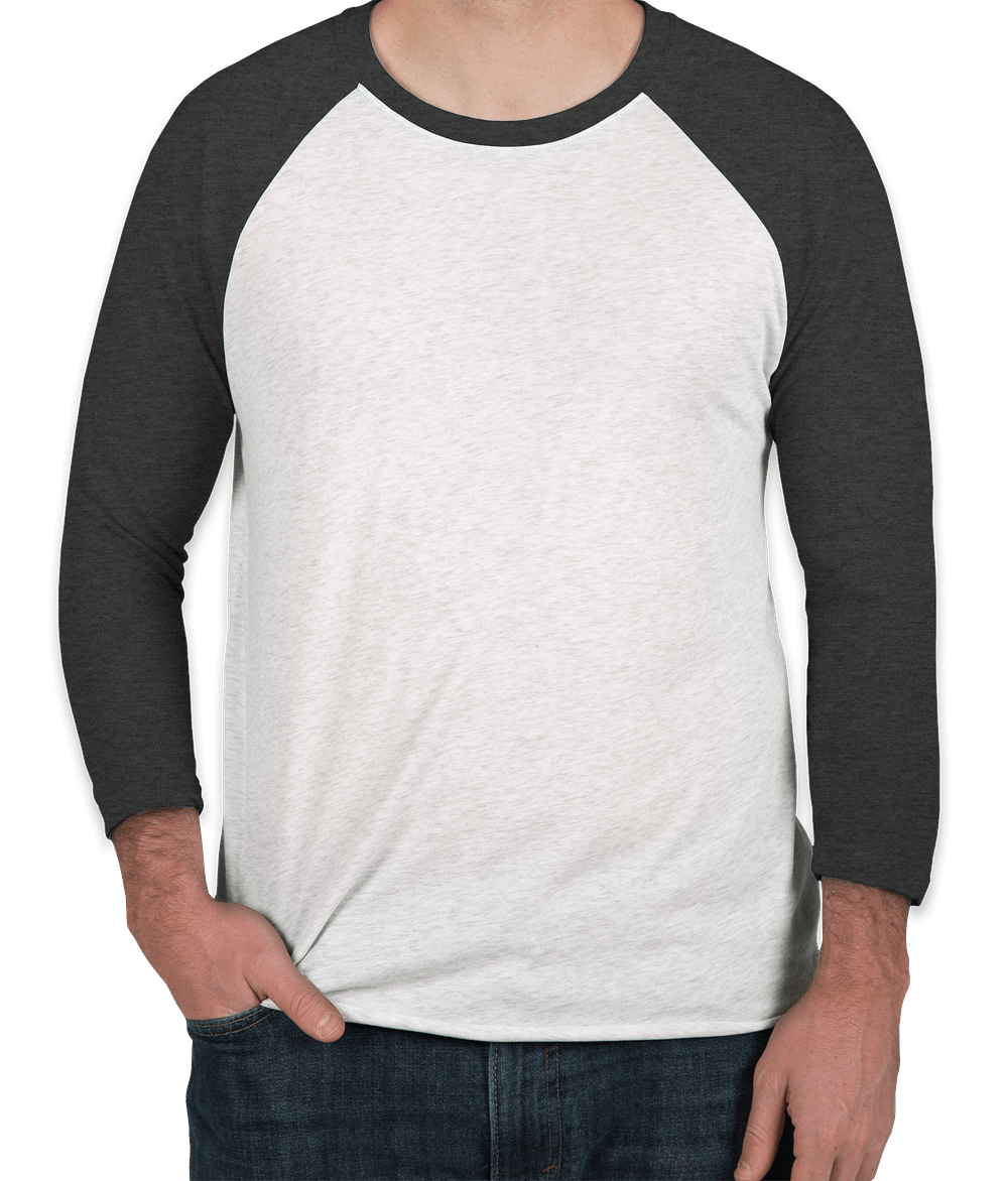 Crest Baseball / Raglan T-shirt – Parkway Drive PTY LTD Merch