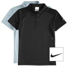 Nike Golf Ladies Pebble Textured Performance Polo