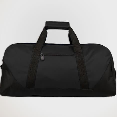 Liberty Series Medium Duffel Bag - Screen Printed - Black