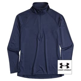Under Armour Ladies Tech Quarter Zip Shirt