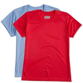 A4 Ladies Promotional Performance Shirt