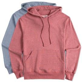 Threadfast Tri-Blend Pullover Hoodie