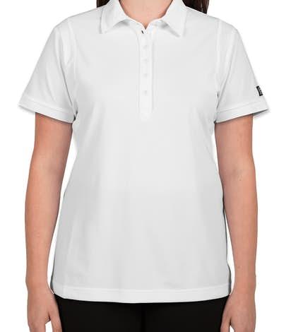 Ogio Ladies Performance Polo - Bright White