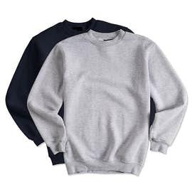Bayside Heavyweight USA Crewneck Sweatshirt