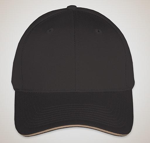 design custom port company sandwich bill hats at