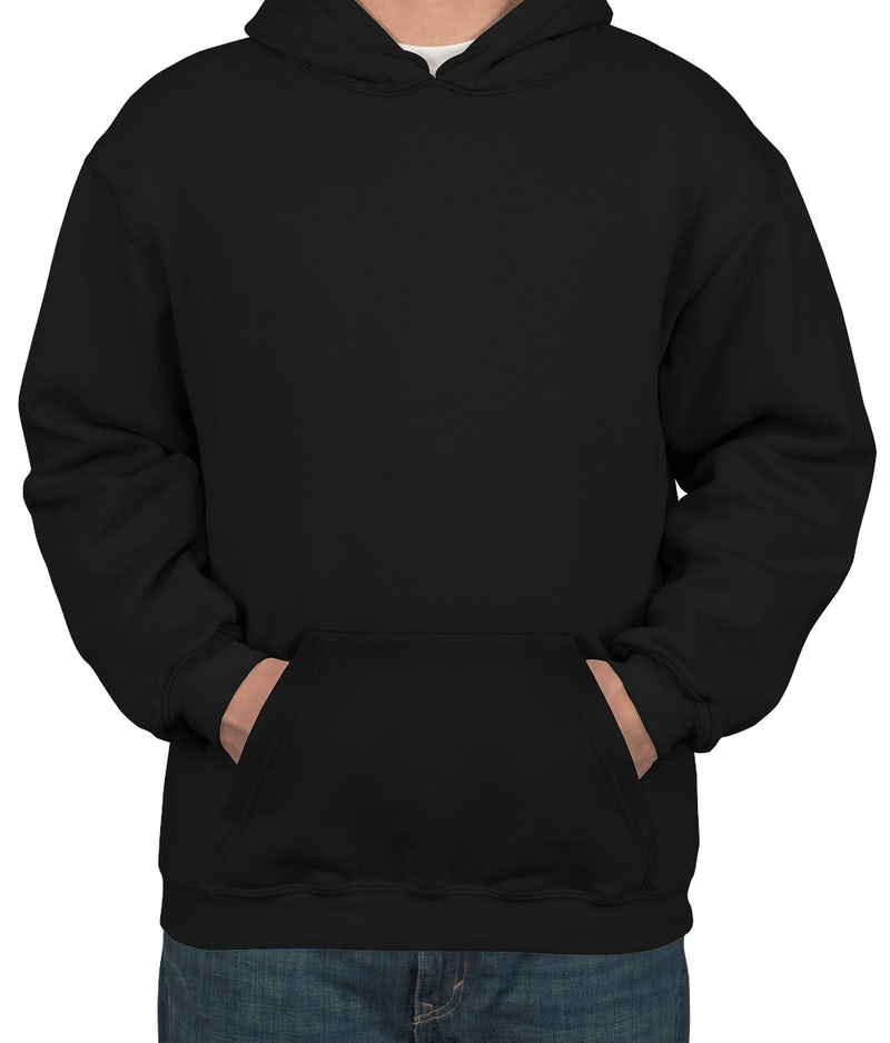Custom bayside heavyweight usa pullover hoodie design for Personalized shirts and hoodies