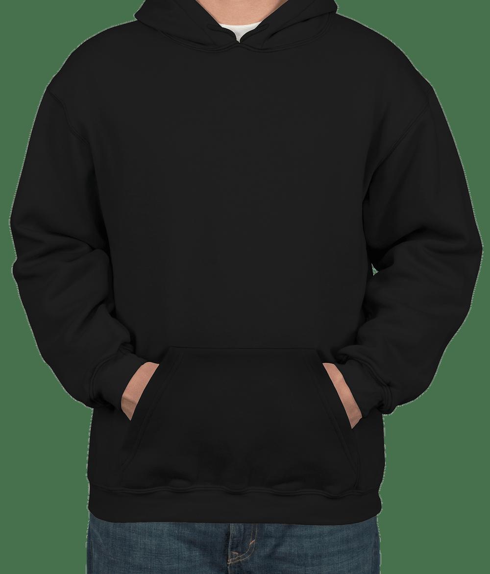 Custom Bayside Heavyweight Usa Pullover Hoodie - Design Hoodies
