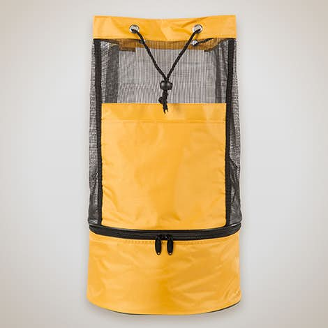 Collapsible Backpack Cooler Bag - Yellow