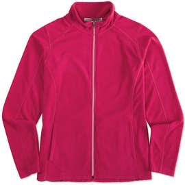Port Authority Ladies Full Zip Microfleece Jacket