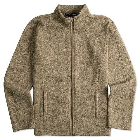 Design fleece jacket