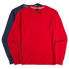 Hanes X-Temp Long Sleeve T-shirt