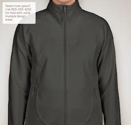 The North Face Ladies Tech Stretch Soft Shell Jacket - Color: Asphalt Grey
