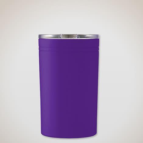 11 oz. Sherpa Insulated Tumbler and Can Insulator - Purple