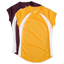 Badger Ladies Colorblock Volleyball Jersey