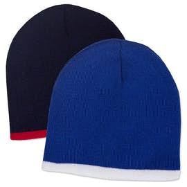 Sportsman Bottom Stripe Knit Hat