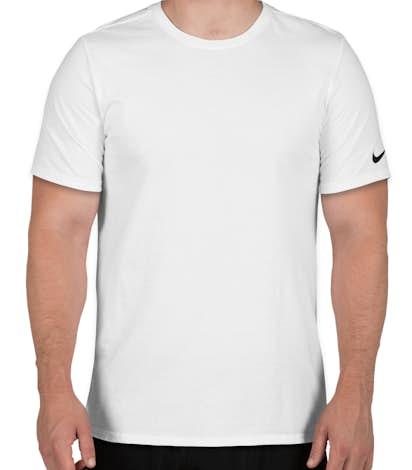 Nike 100% Cotton T-shirt - White