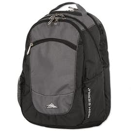 "High Sierra® Fly-By 17"" Computer Backpack"