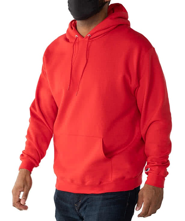 Custom Champion 50/50 Eco Pullover Hoodie - Design Hoodies Online ...