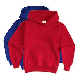 Hanes Youth EcoSmart® 50/50 Pullover Hoodie