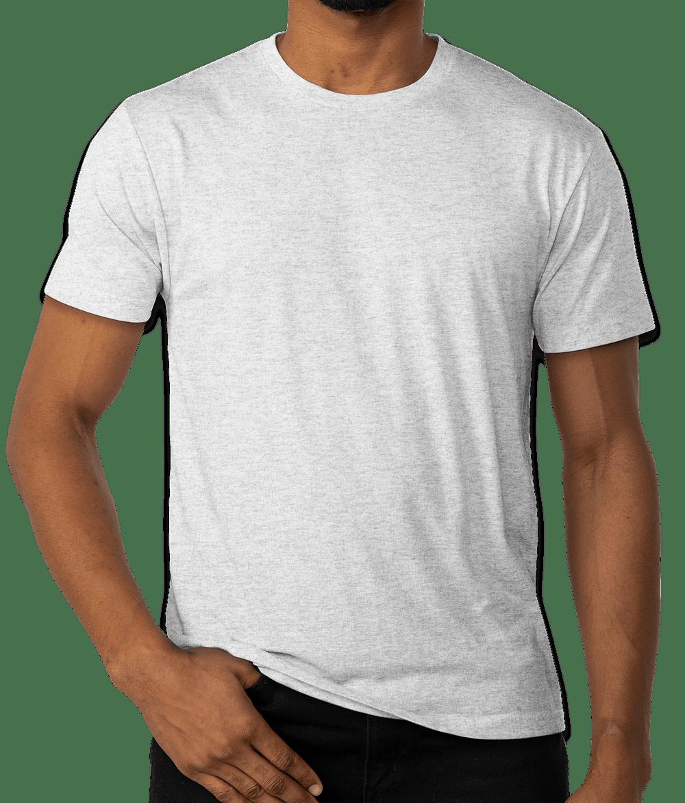 Custom Next Level Tri-Blend T-shirt - Design Short Sleeve T-shirts ...