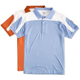 Team 365 Colorblock Performance Polo