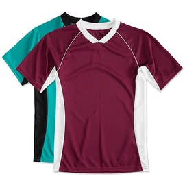 Augusta Colorblock Performance Soccer Jersey