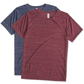 Canvas Melange Blend T-shirt