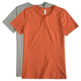 American Apparel Ladies Organic Jersey T-shirt