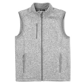 Charles River Sweater Fleece Vest
