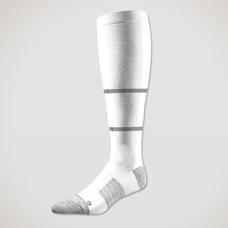 Classic Knee High Socks - White