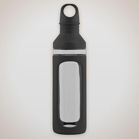 20 oz. Hover Glass Bottle - Black