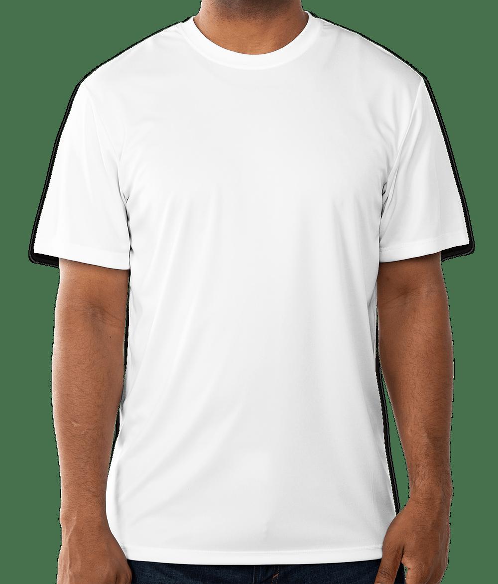 Hanes Cool Dri Performance Shirt   White