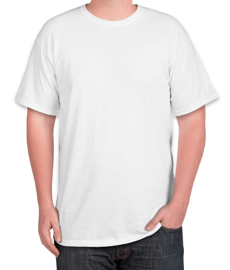 Custom jerzees 50 50 tall t shirt design short sleeve t for T shirts online custom