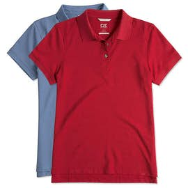 Cutter & Buck Ladies Advantage Charged Cotton Polo