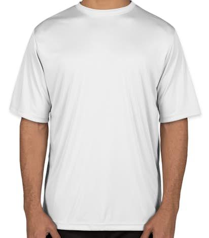 Design team 365 zone performance t shirts online at customink Custom performance t shirts