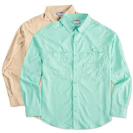 Hilton Long Sleeve Performance Fishing Shirt