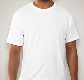 Jerzees 50/50 T-shirt - Color: White