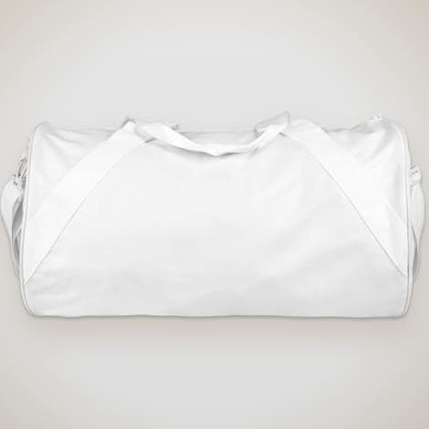 Liberty Bags Small Duffel Bag - White