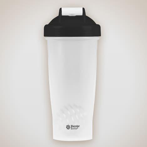 28 oz. Blender Bottle - Black / Clear