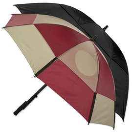 "Vitronic Wind Tamer Vented Golf 62"" Umbrella"