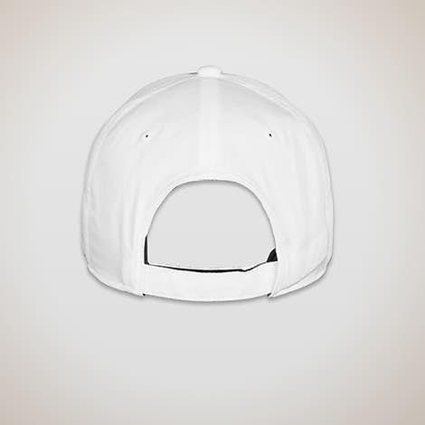 Nike Dri-Fit Swoosh Front Cap - White / Black