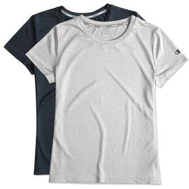 Champion Ladies Vapor Heather Performance Shirt